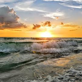 Treasure Island Sunsets  by Jeffrey Lee - Landscapes Sunsets & Sunrises ( treasure island sunsets )