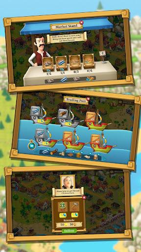 Town Village: Farm, Build, Trade, Harvest City screenshot 13