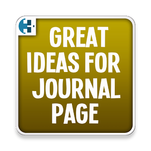Great Idea for Journal Page APK