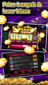 Luxy Poker-Online Texas Holdem APK screenshot thumbnail 5