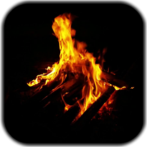 Bonfire 4K Video Wallpaper