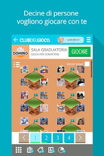 Domino ClubDelGioco- screenshot