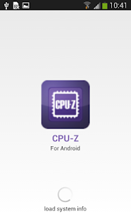 CPU-Z - screenshot