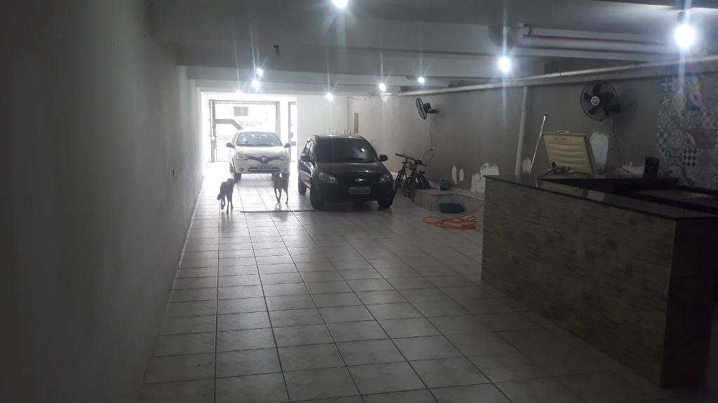 Sobrado para Venda/Locação - Jardim Brasília (Zona Leste)