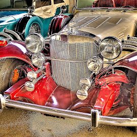 Old Cars by Sivakumar Inc - Transportation Automobiles