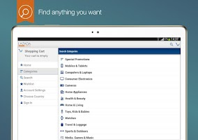 Screenshot of Lazada - Shopping & Deals