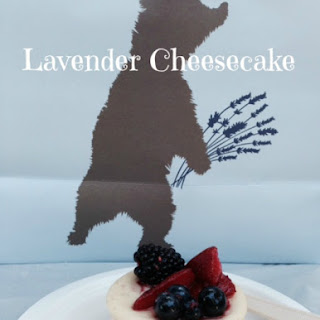 Lavender Festival at Highland Springs with Lavender Cheesecake