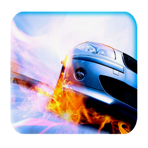 Cover art Hell Rider Car Racing