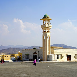 Mosque by Mulawardi Sutanto - Buildings & Architecture Places of Worship ( mecca, mosque, madinah, travel, rest area )