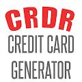 App CRDR Credit Card Generator CVV 5 APK for iPhone