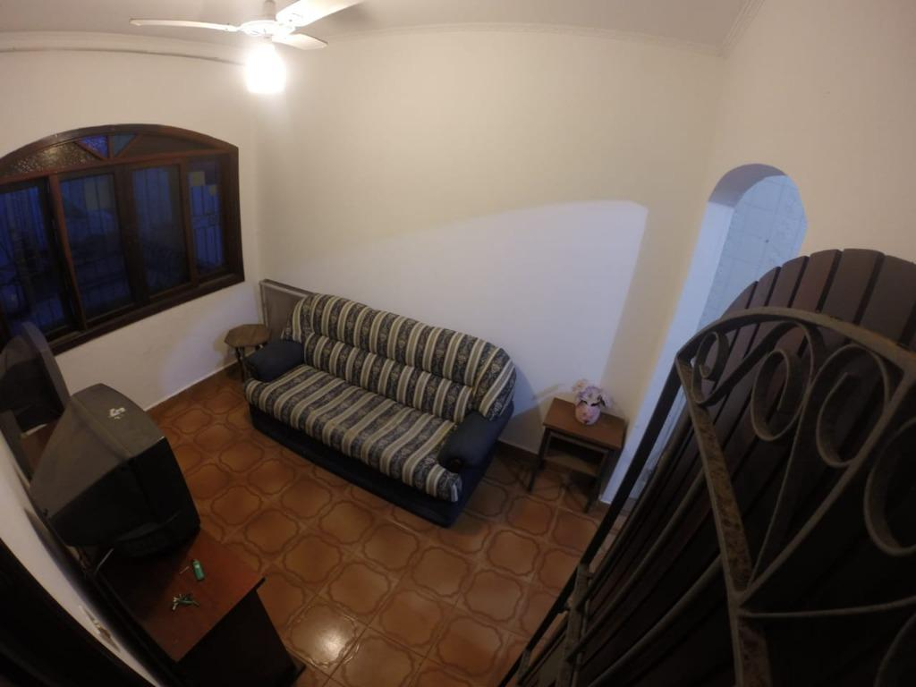 Casa com 2 dormitórios à venda, 200 m² por R$ 300.000 - Jardim Imperador - Praia Grande/SP