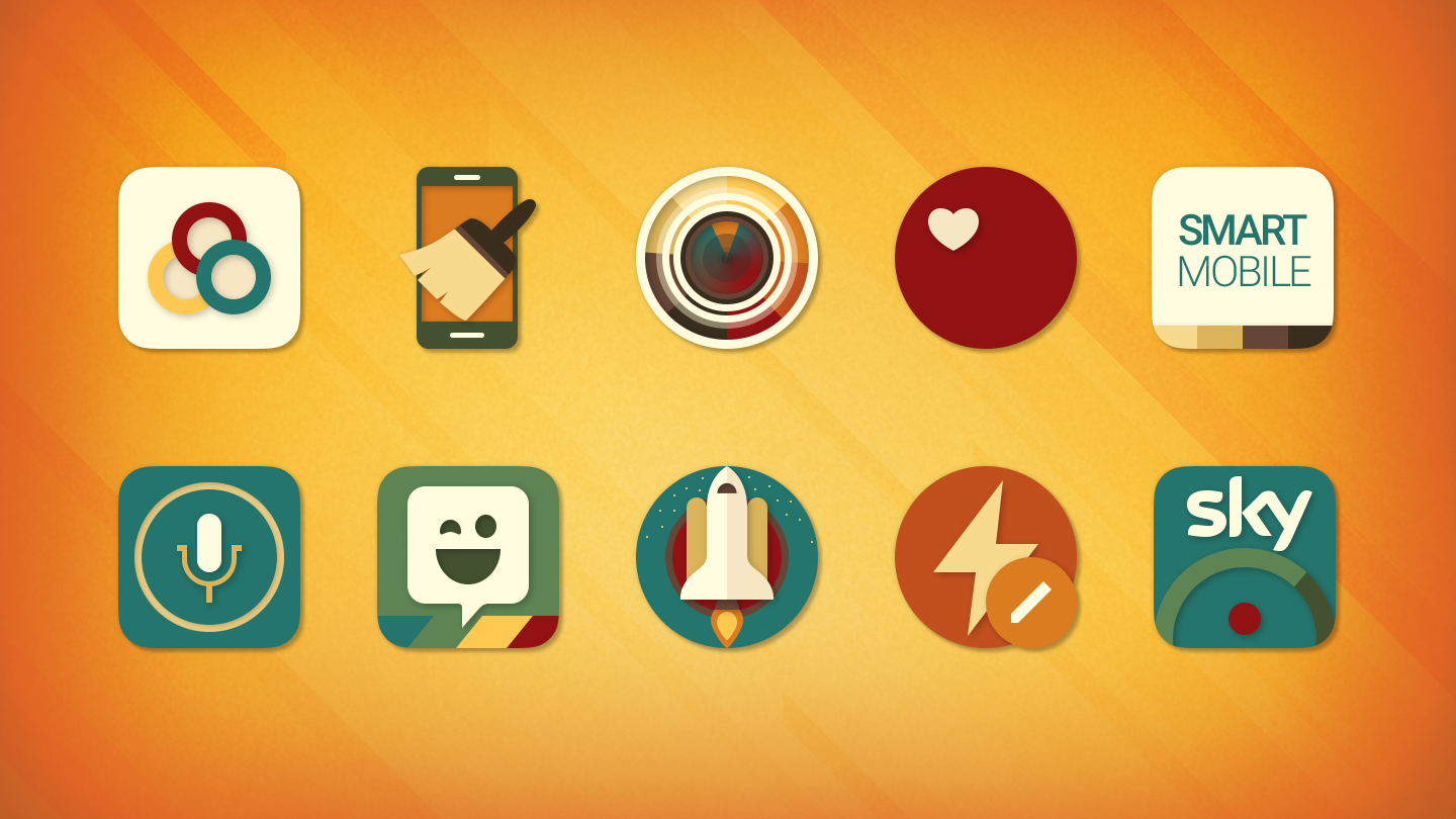 Dynasty Icon Pack Screenshot 12
