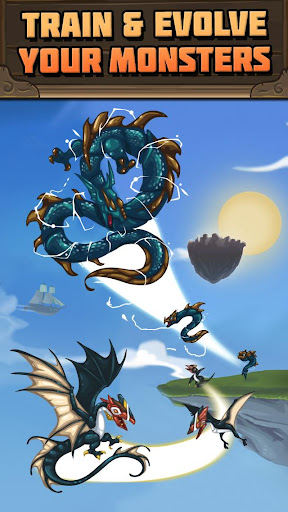 Mighty Monsters - screenshot