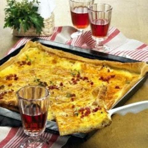Individual Quiche Lorraine Recipe | Yummly