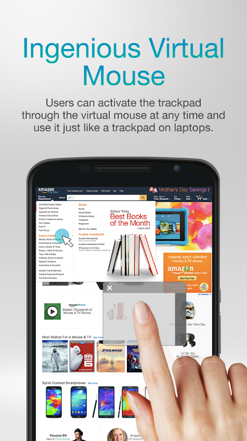 Puffin Browser Pro Screenshot 4