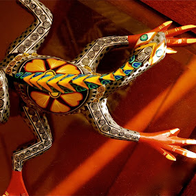 ALEBRIJE DRAGON by Jose Mata - Artistic Objects Other Objects