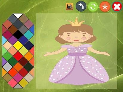 Princess Coloring Book Apk Download