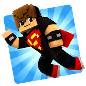 Game Boys Craft: SuperHeroes apk for kindle fire