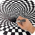 Download How to Draw 3d illusions video APK on PC