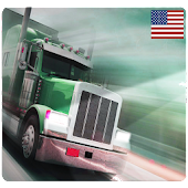 American Truck Simulator Pro APK for Bluestacks