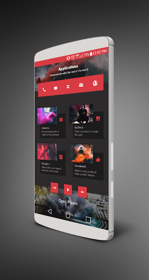 ReliableHome for KLWP Screenshot 6