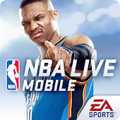 NBA LIVE Mobile Basketball Icon