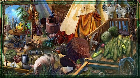 Indians Hidden Object Game