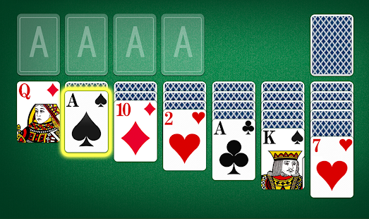 Solitaire - Free Classic Solitaire Card Games for pc