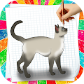Download How to Draw Cat APK on PC