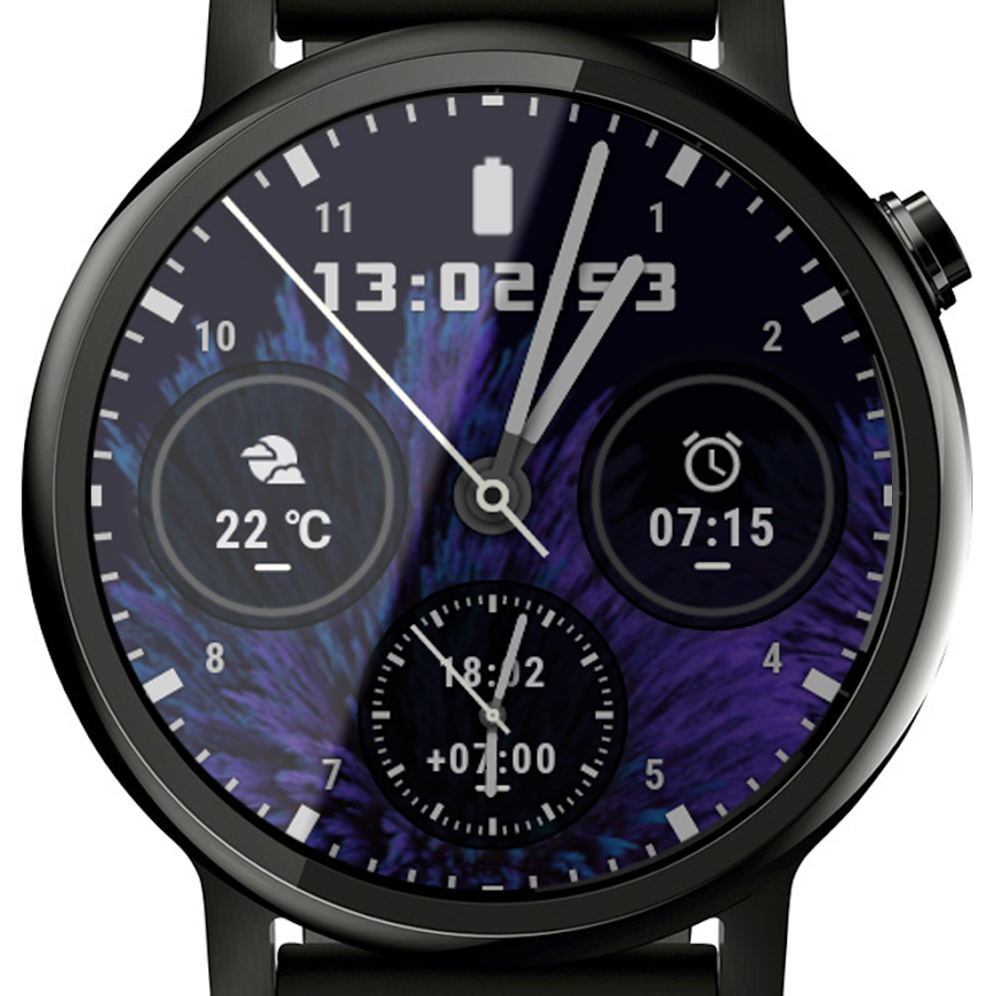 ? Ksana Sweep Watch Face for Android Wear Screenshot 13