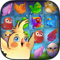 Birds: Free Match 3 Games For PC (Windows And Mac)