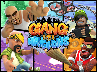 Game Gang Nations apk for kindle fire