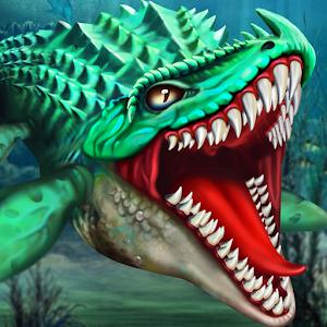Jurassic Dino Water World For PC (Windows & MAC)