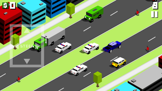 Traffic Race Smash - screenshot