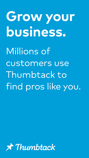 Thumbtack for Professionals screenshot 1