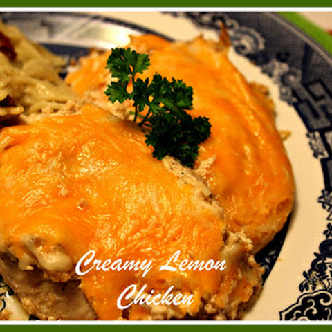 Loretta Lynn's Creamy Lemon Chicken!