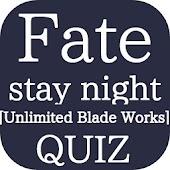 クイズ『Fate/stay night [U B W]』