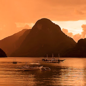 El Nido by Boyet Lizardo - Landscapes Sunsets & Sunrises