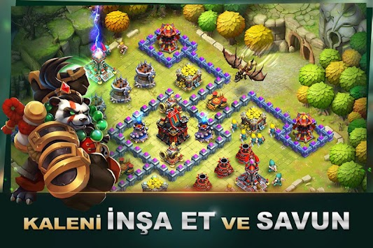 Clash Of Lords 2: Türkiye APK screenshot thumbnail 1