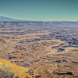 Canyonland II by Paulo Peres - Landscapes Deserts ( moab, desert, utah, landscape, canyons )