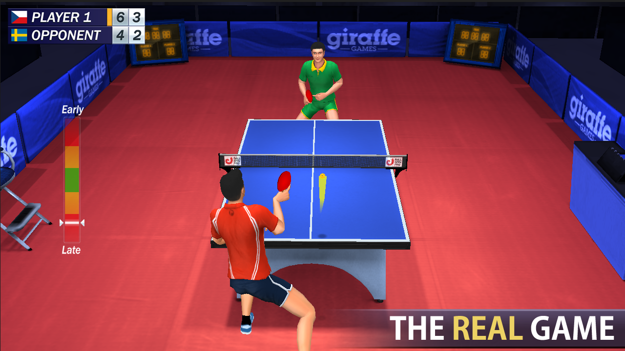 Table Tennis Screenshot 1