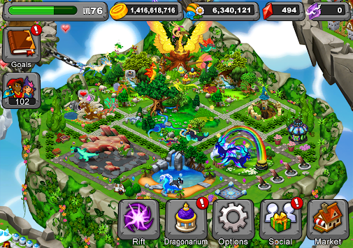 DragonVale APK screenshot thumbnail 18