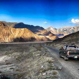 Chilas by Abdul Rehman - Instagram & Mobile iPhone ( pakistan, mountains, gilgit, road, chilas, baltistan,  )