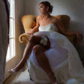 by John Kincaid - Wedding Bride