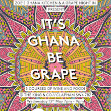 It's Ghana be Grape!