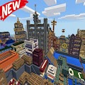 Seed City map for MCPE