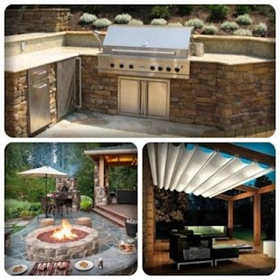 Outdoor Patio Designs - screenshot