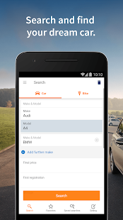 App AutoScout24 - used car finder apk for kindle fire