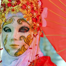 Carnevale Venetia by Michael Schwartz - People Street & Candids