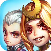 Game H&&O2: Heroes Tower Defense RPG apk for kindle fire